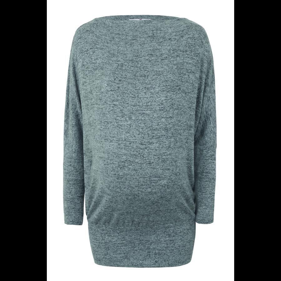 bellybutton Koszula z długim rękawem macierzyńskim, z szarą plamą.