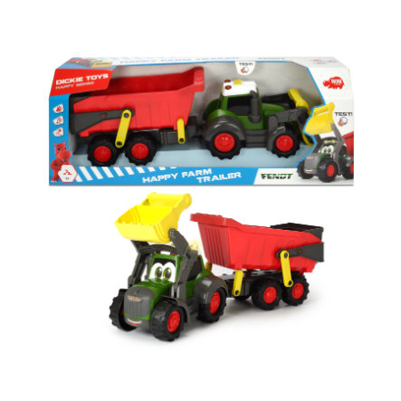 DICKIE Toys Happy Farm Trailer