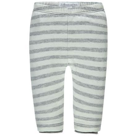 bellybutton Leggingsplanken, grijs gestreept