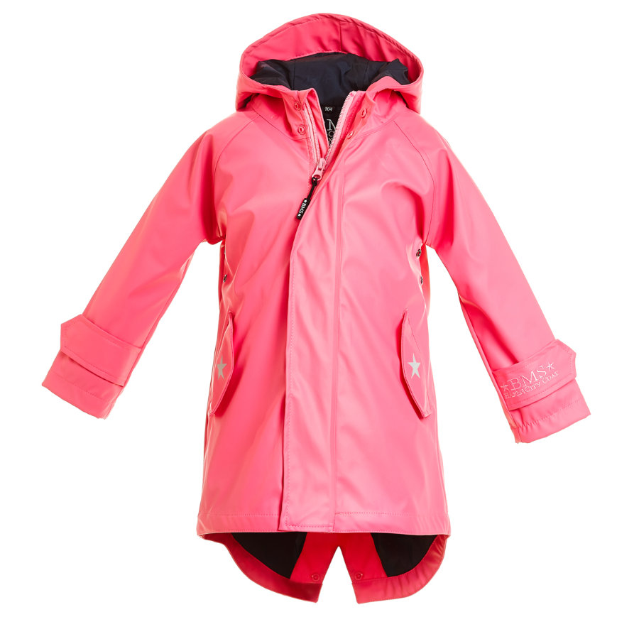 BMS HafenCity® SoftSkin® regnjakke pink