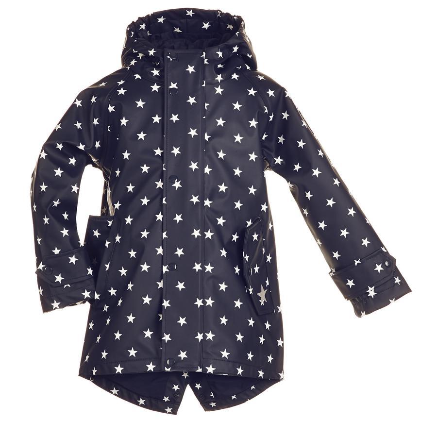 BMS HafenCity® SoftSkin® Płaszcz przeciwdeszczowy Star marine