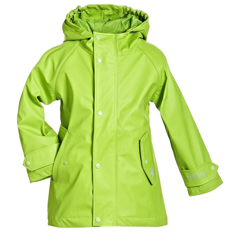 BMS HafenCity® SoftSkin® regnfrakke lime