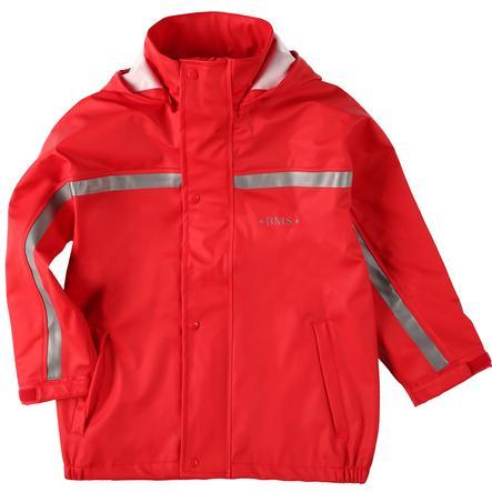 BMS Chaqueta de lluvia Buddel rojo