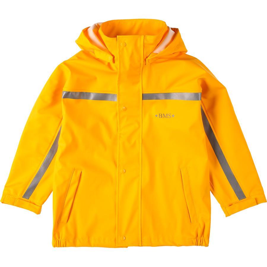 BMS Blouson de pluie Buddel jaune