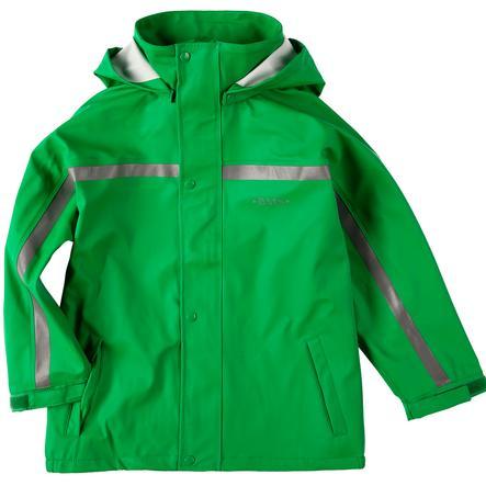 BMS Giacca da pioggia verde