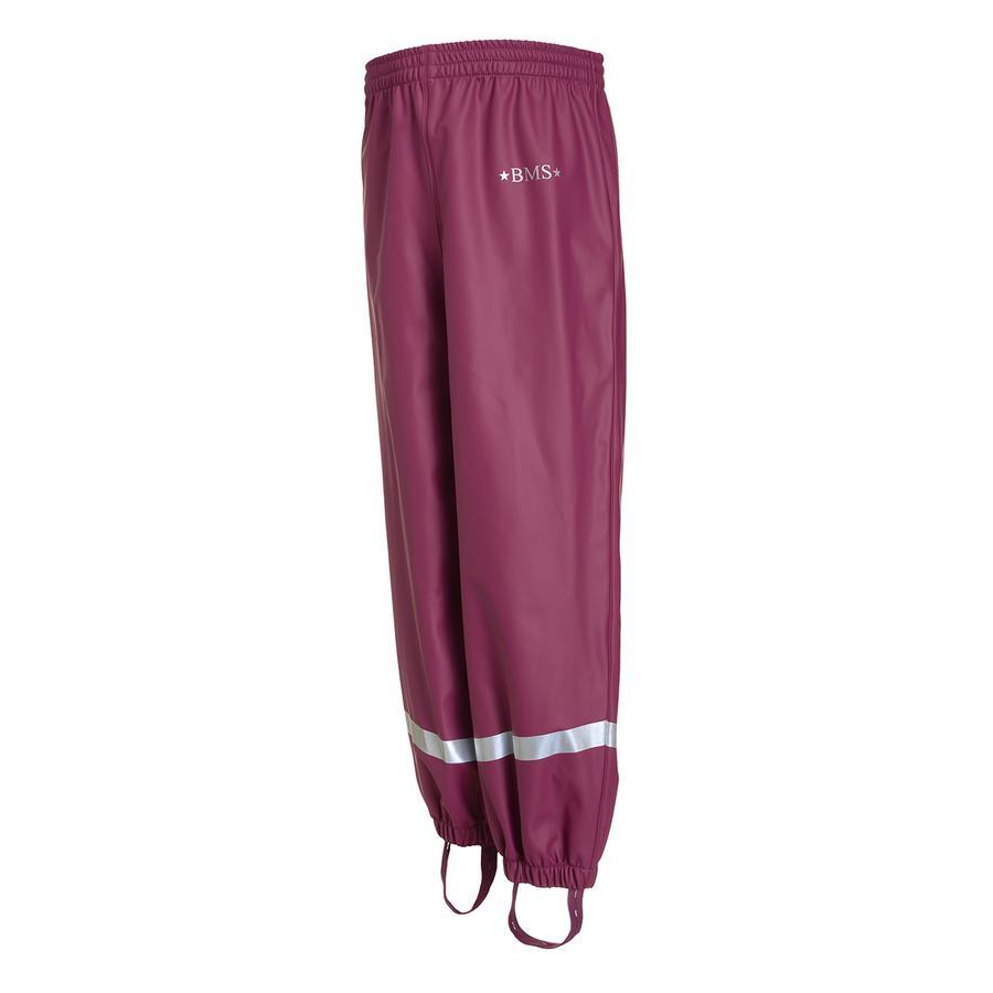 BMS Pantalon de pluie enfant Softskin violet