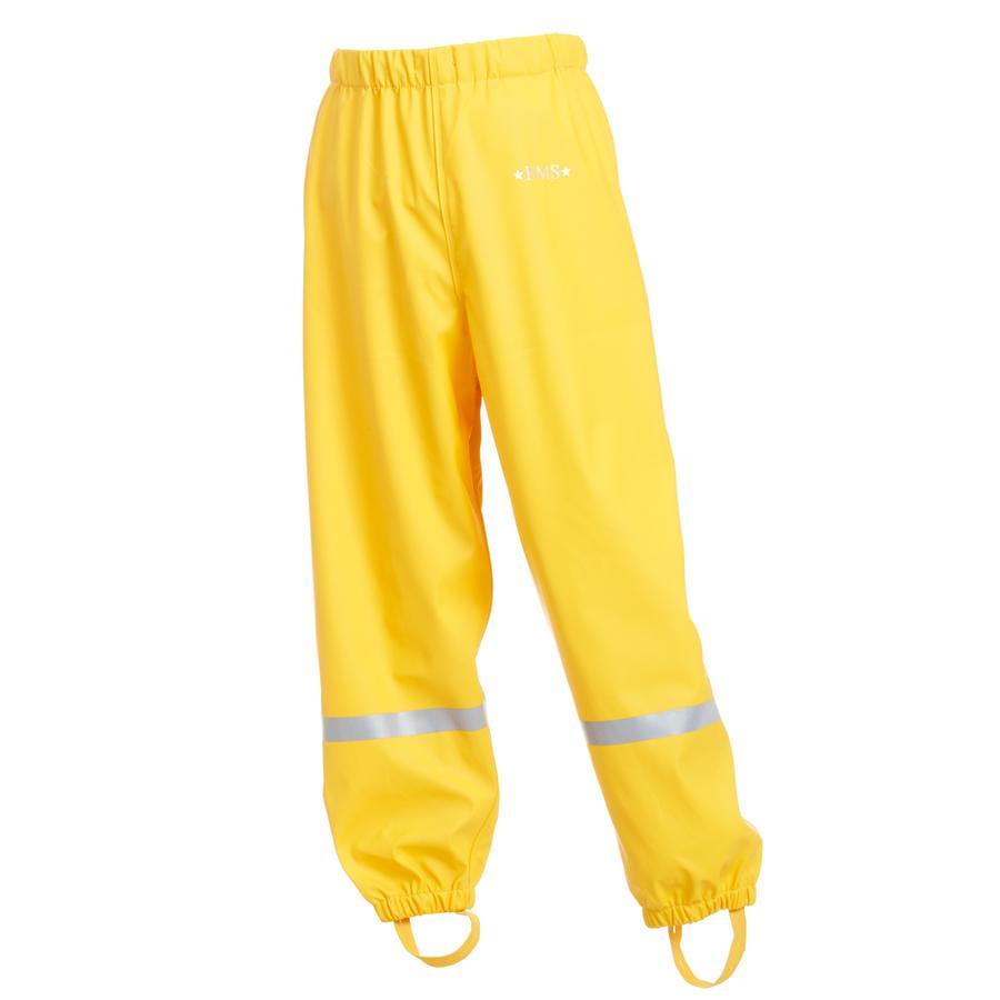BMS Pantalon de pluie enfant Softskin jaune