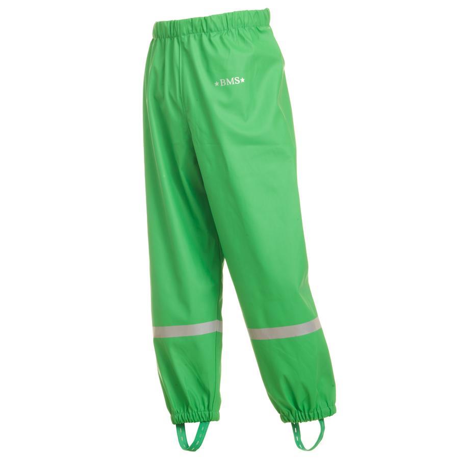 BMS Pantalon de pluie enfant Softskin vert