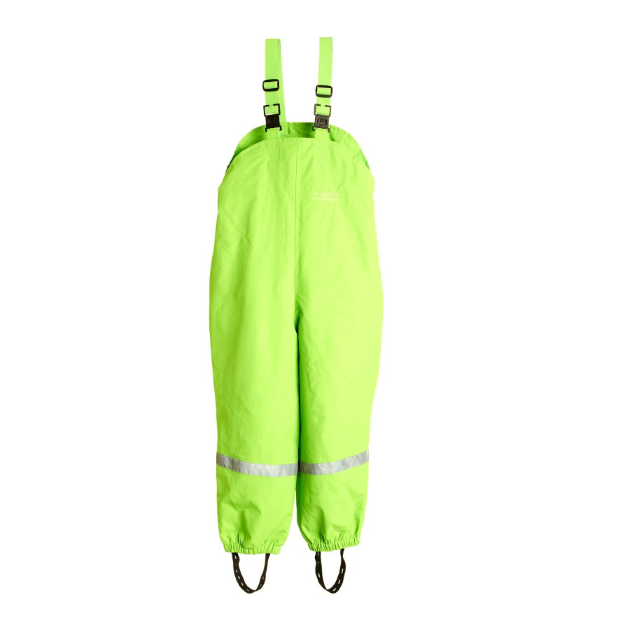 BMS Predator forest pro dungarees lime