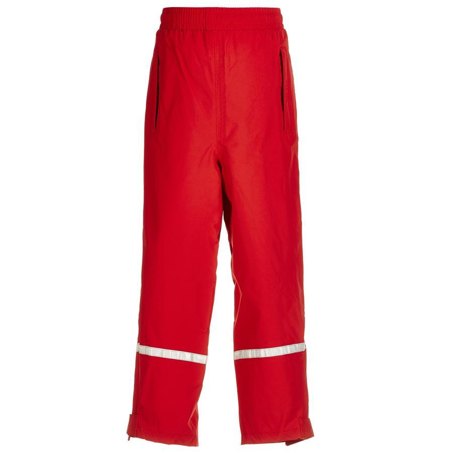BMS Regenboogwoudbroek pro regenboog broek Soft Lan rood