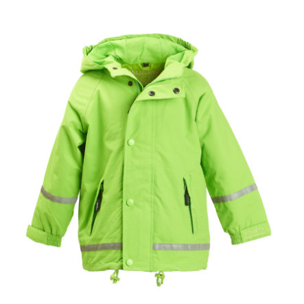 BMS Robber Forest Pro Rain Jacket lime