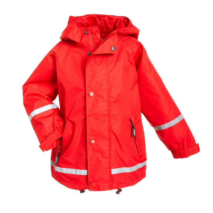 BMS Czerwona kurtka przeciwdeszczowa Robber Forest Pro Rain Jacket.