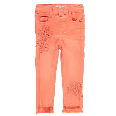 name it Girls Jeans Polly Twiabeth blooming dahlia