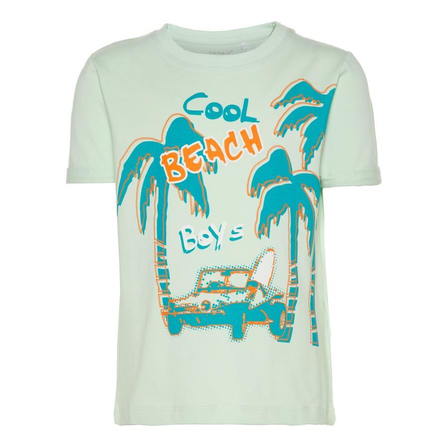 name it Boys T-Shirt Vux agua polvorienta