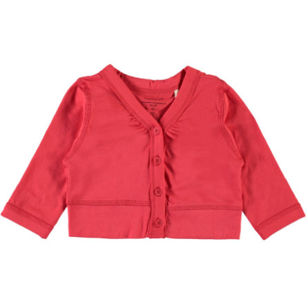 name it Boléro enfant rouge hibiscus