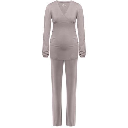 bellybutton Pijama de maternidad DORLA, topo cálido
