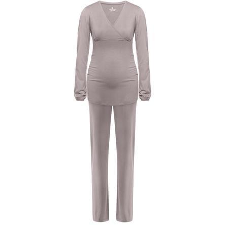 bellybutton Zwangerschapspyjama DORLA, warme taupe, warme taupe