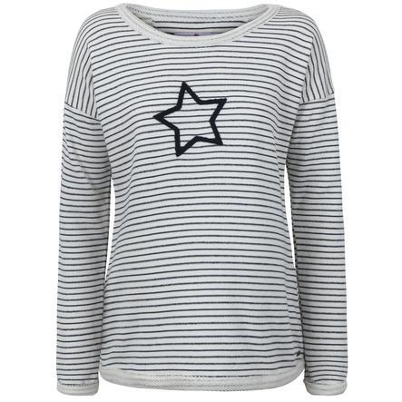 bellybutton Umstandssweatshirt Stern, gestreift