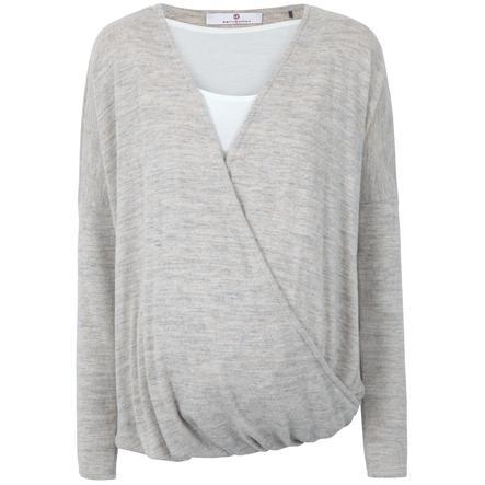 bellybutton Stillshirt, grau meliert