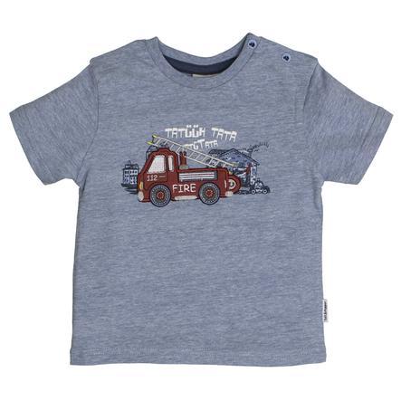 SALT AND PEPPER T-Shirt Just Cool Fire nuage bleu