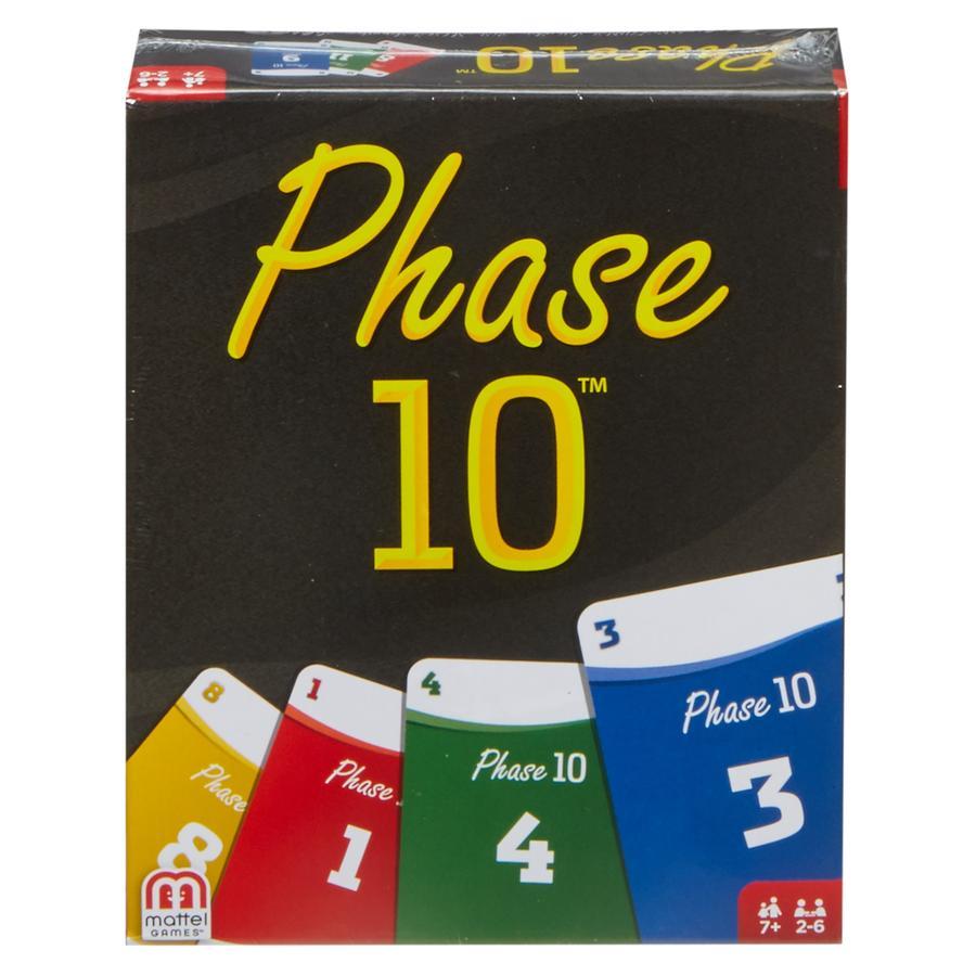 MATTEL Kartenspiel Phase 10 -