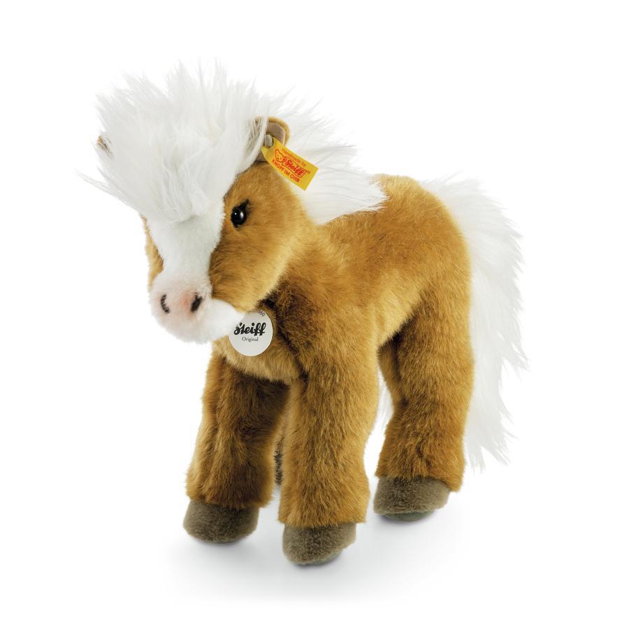 Steiff Fanny Pony braun, 30 cm stehend