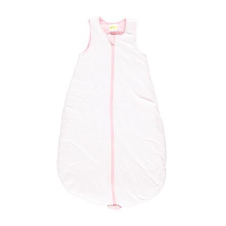 DIMO-TEX Schlafsack Streifen Rosa