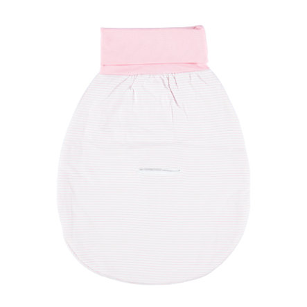 DIMO-TEX Pucksack Stripes Pink