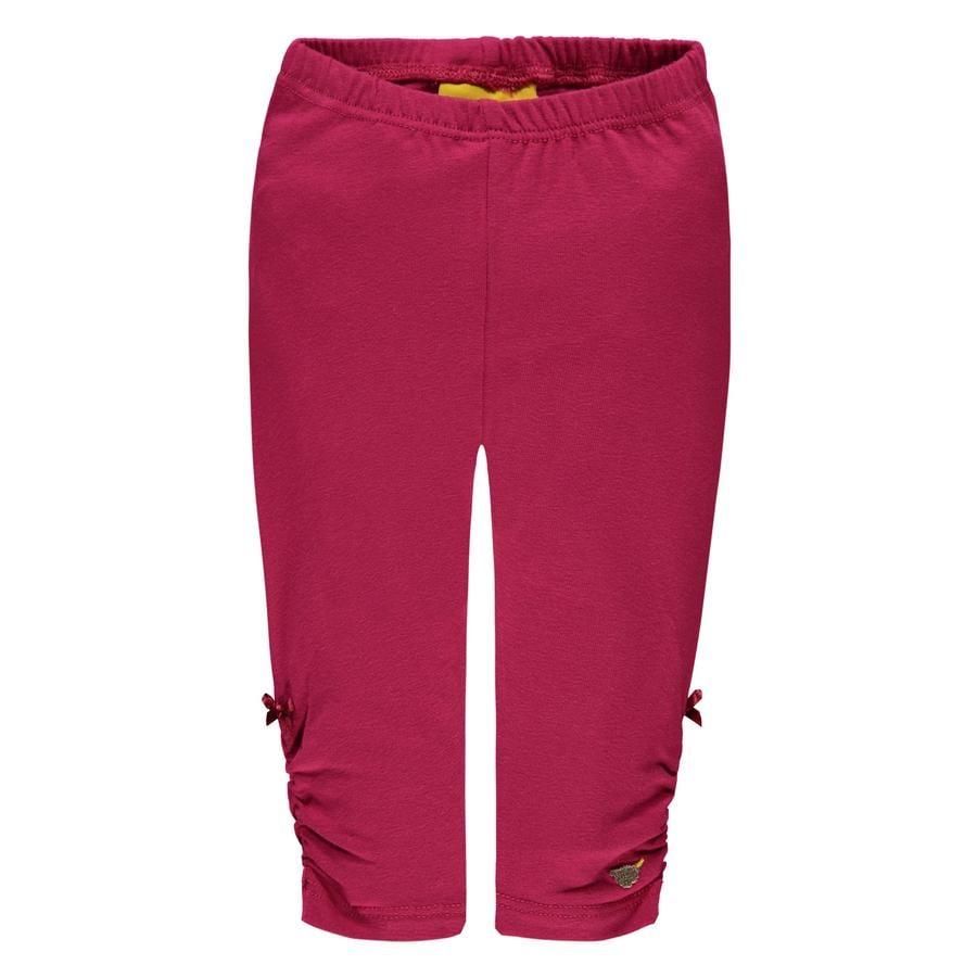 Steiff Girl Leggings, rojo burdeos