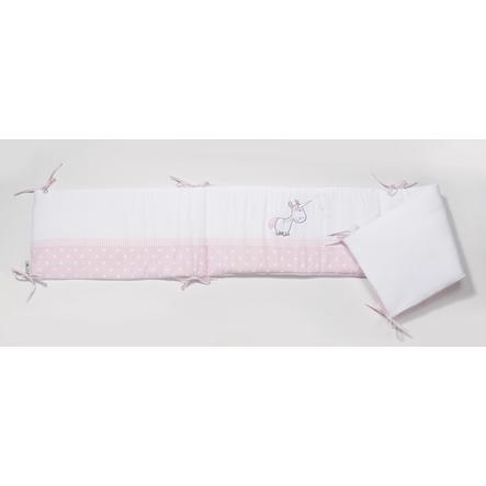 easy baby Nestje 210 cm Unicorn roze