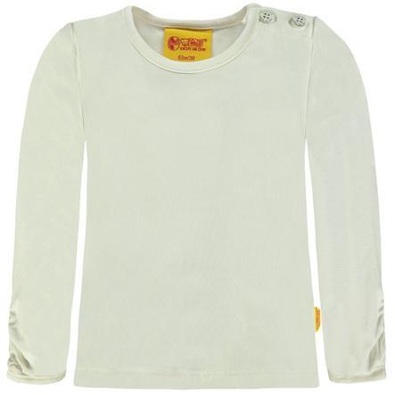Steiff Långärmad skjorta, vit