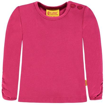 Steiff Girls Langarmshirt, pink