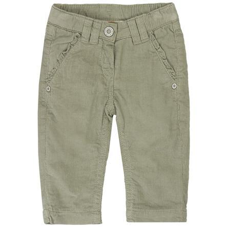 Steiff Girl Spodnie sztruksowe, beżowe.