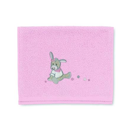 Sterntaler Asciugamano per bambini Emmi Girl 50 x 30 cm rosa