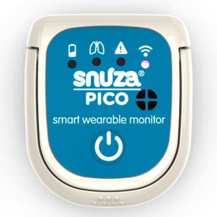 Snuza Capteur de sommeil pour bébé Pico
