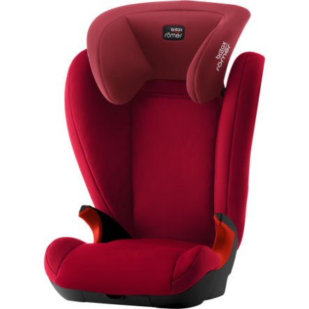 Britax Römer Kid II Black Series 2018 Flame Red