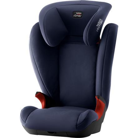 Britax Römer Car Seat Kid II Black Series Moonlight Blue