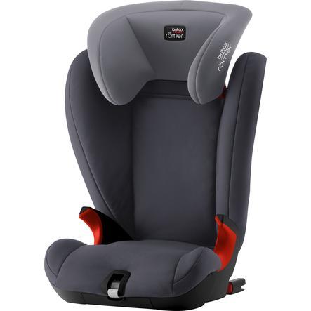 Britax Römer Kindersitz Kidfix SL Black Series Storm Grey