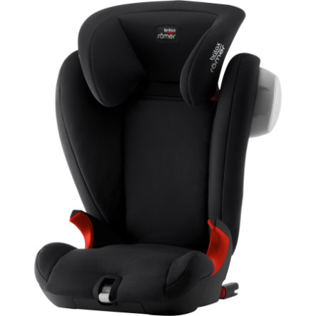 Britax Römer Car Seat Kidfix SL SICT Black Series Cosmos Black