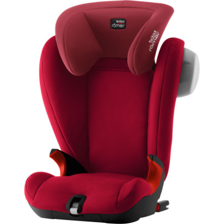 Britax Römer Kidfix SL SICT Black Series 2018 Flame Red