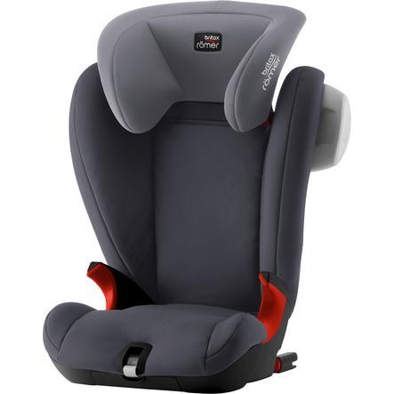 Britax Römer Car Seat Kidfix SL SICT Black Series Storm Grey