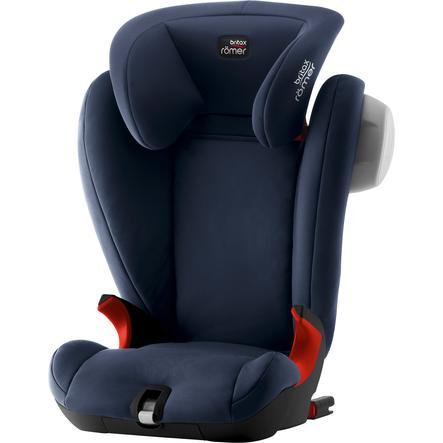 Vellidte Britax Römer Kindersitz Kidfix SL SICT Black Series Moonlight Blue QN-69