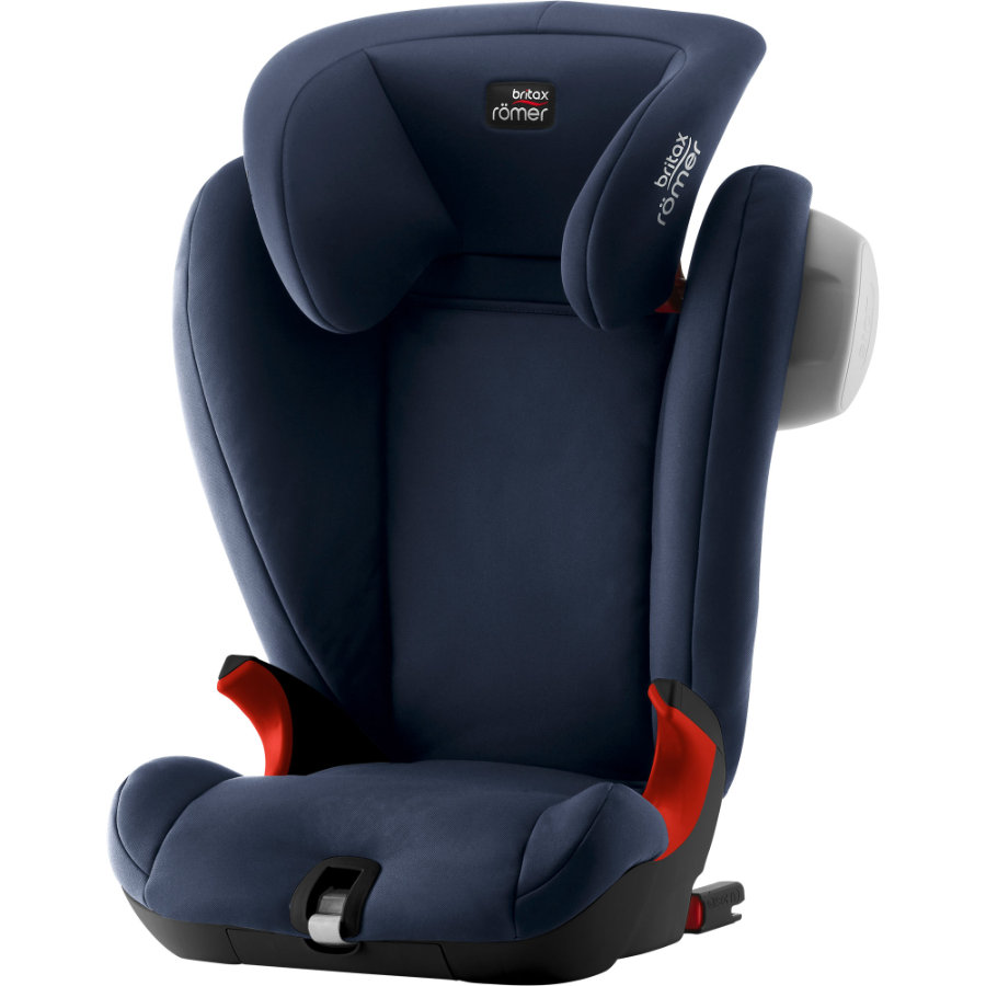 Britax Römer Car Seat Kidfix SL SICT Black Series Moonlight Blue