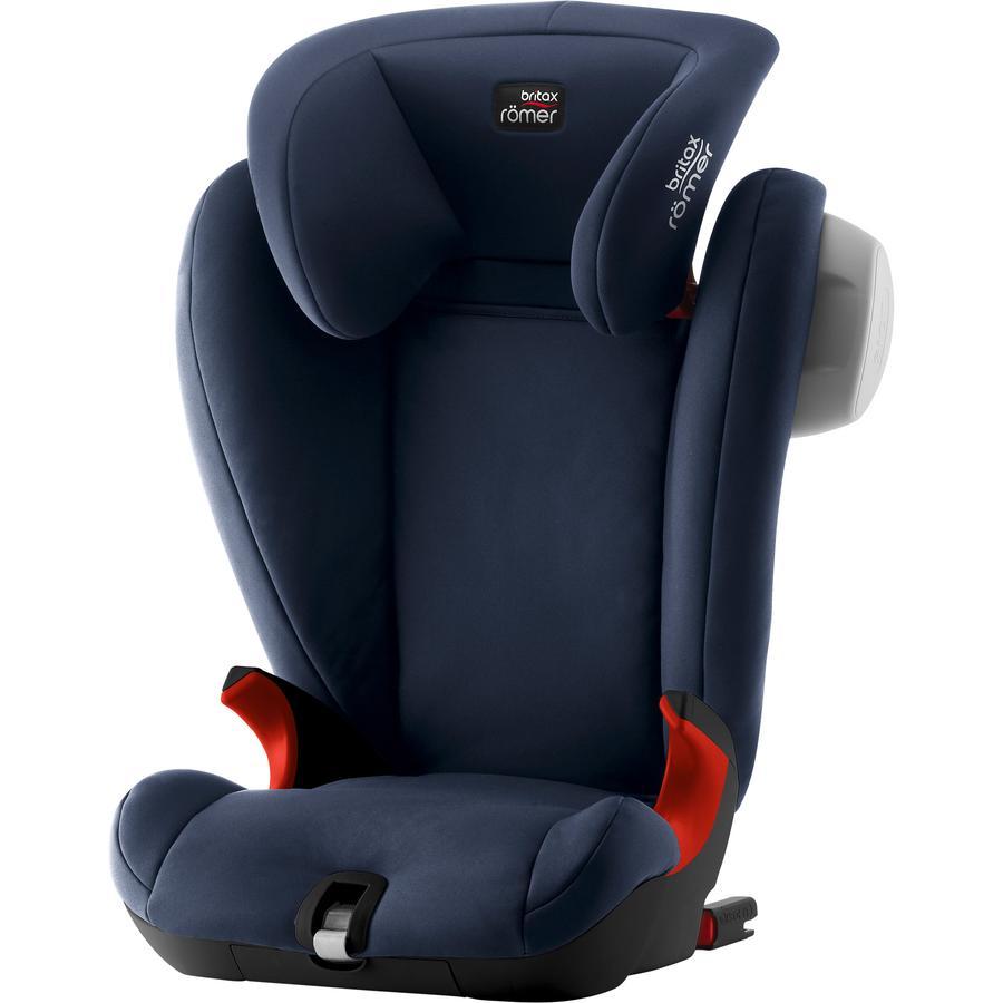 BRITAX RÖMER fotelik samochodowy Kidfix SL SICT Black Series Moonlight BlueXP SICT