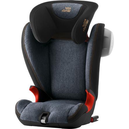 Britax Römer Kindersitz Kidfix SL SICT Black Series Blue Marble