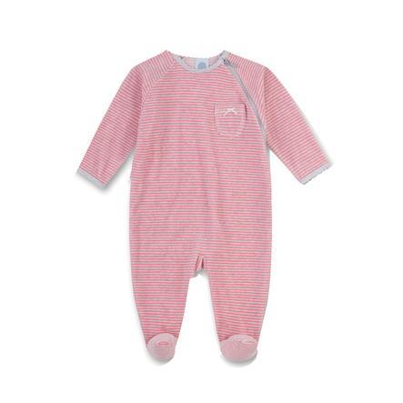 Sanetta Girl s Nicky - Pijama Ringel rosa