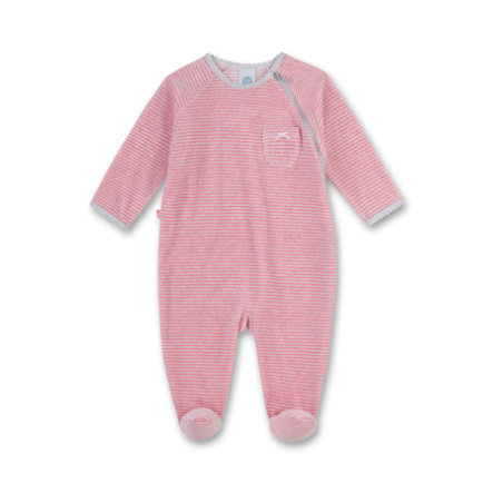 Sanetta Girls Nicky - Schlafanzug Ringel rosa