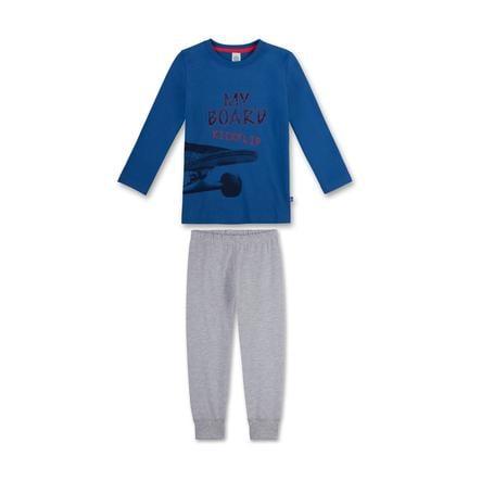 sanetta boys schlafanzug 2 teilig saphir baby. Black Bedroom Furniture Sets. Home Design Ideas