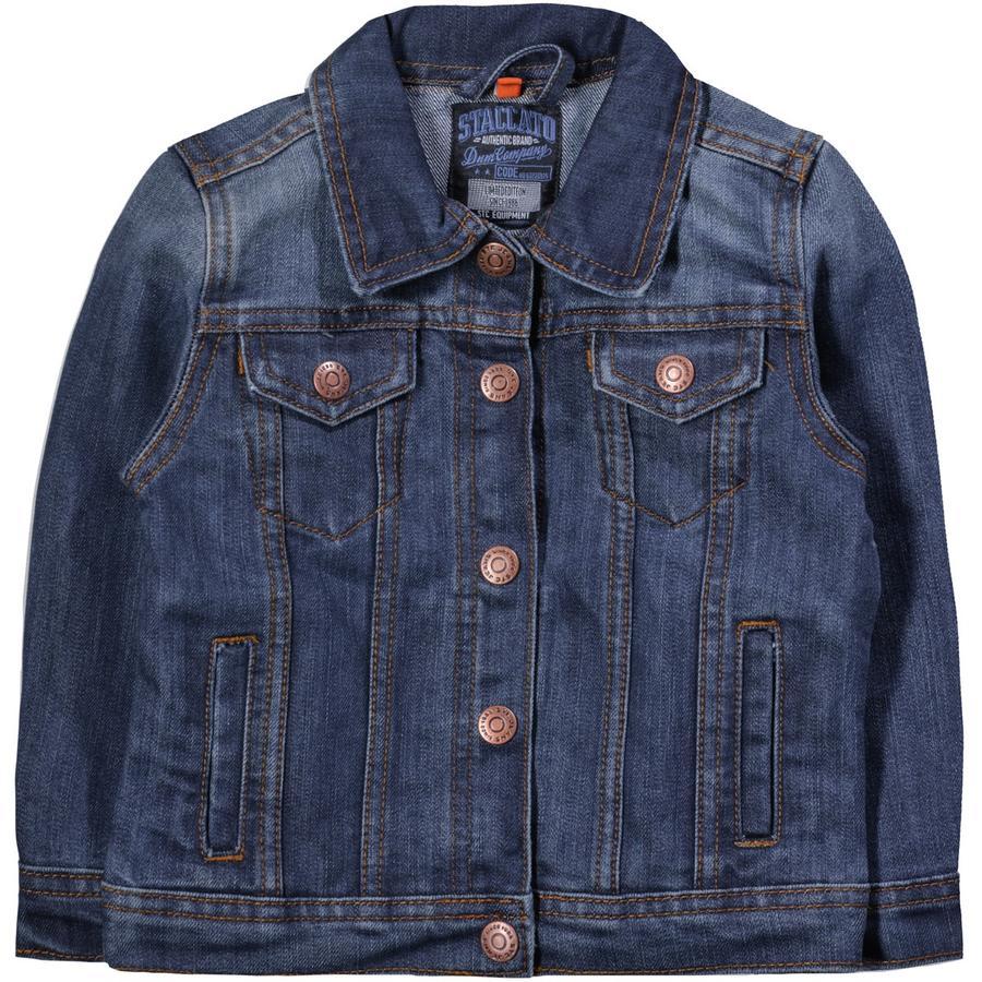 STACCATO Boys Chaqueta Jeans azul