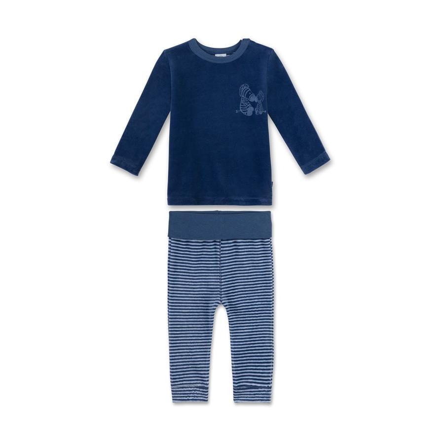 Sanetta Boys Nicky - piżama jeans blue